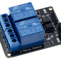 2 Channel Relay Module for control Board Arduino Uno R3 Raspberry Pi