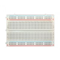 New 400 Tie Points Solderless PCB Breadboard Mini Universal Test Protoboard DIY
