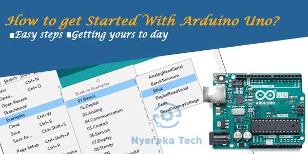 Getting Started with Arduino Uno