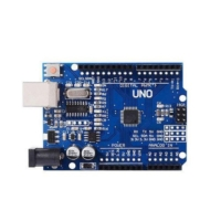 Arduino Uno R3 With USB Cable.