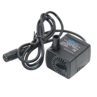 DC 5.5V- 12V 3W 200L/H Micro Submersible Water Pump Fish Tank Fountain Pond Waterproof Pump