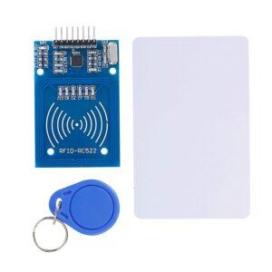 RFID Module IC Wireless MFRC-522 RC-522 RC522 13.56Mhz Antenna For Arduino IC Key SPI Writer Reader
