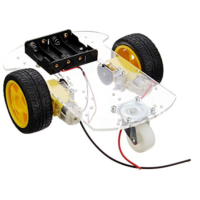 Starter 2WD Smart Robot Car Chassis Kit for Arduino