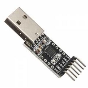 CP2102 USB 2.0 to TTL UART Module 6Pin Black