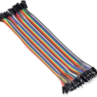 Male to Female Jumper wires
