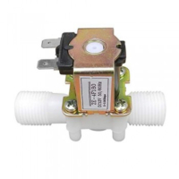 12VDC1/2″Electric Solenoid Water Air Valve Switch