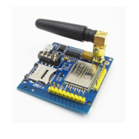 A6 GPRS Pro Serial GPRS GSM Module Core DIY Development Board TTL RS232WithAntennaGPRS Wireless Module Data Replace SIM900A6GPRSProSerialGPRS