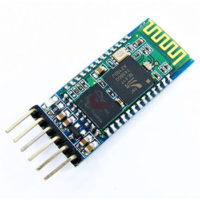 HC-05 Bluetooth Module 6pin+ (Master Slave) +with Button