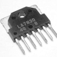 LA7830 ZIP-7 Field scanning integrated circuit field output IC chip TV