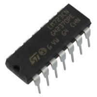 LM723CN Voltage Regulator 2-37V