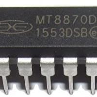MT8870DE CMOS Low Power DTMF Decoder Receiver IC
